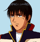 Kou Uraki Mobile Suit Gundam 0083: Stardust Memory UC 0083