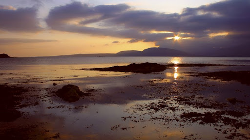 Sunset Over the Isle of Skye, Scotland.jpg