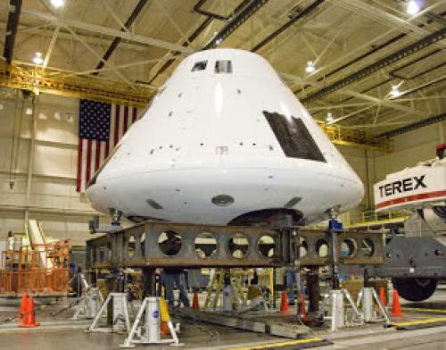 Esa To Provide Service Module To Nasa Orion Spacecraft