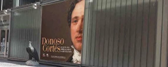 Visitas guiadas para ver la exposición sobre Donoso Cortés