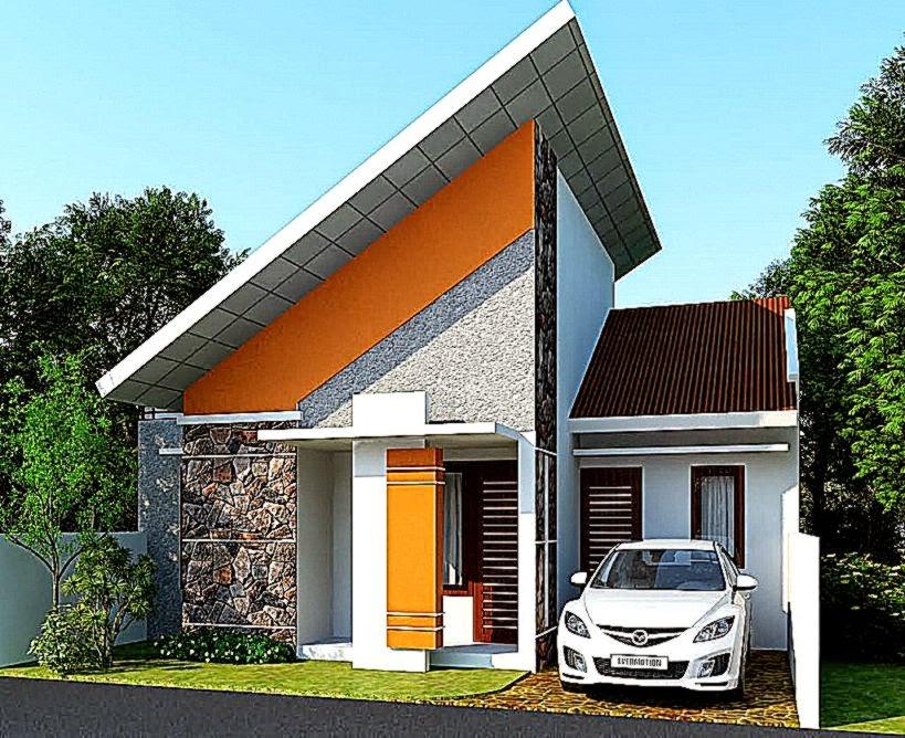 Desain  Rumah  Idaman  Minimalis Gallery Taman Minimalis