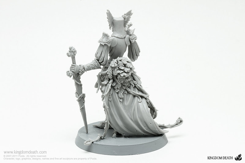 kingdom death monster flower knight