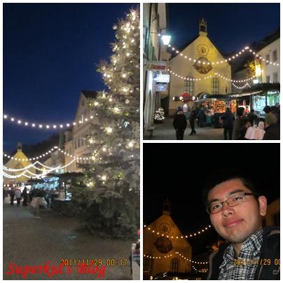 Feldkirch的聖誕市集~~~!!!!!