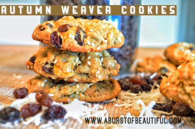 Autumn Weaver Cookies