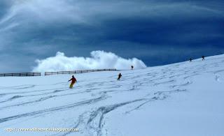 P1200770 - Nevando el sábado, paraiso el domingo.