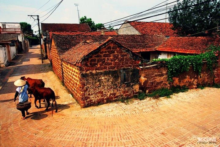 Vietnamese village