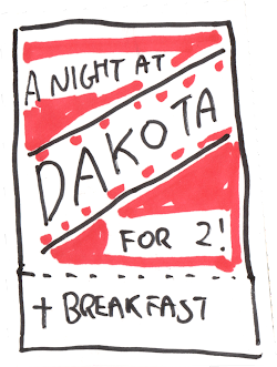Dakota voucher