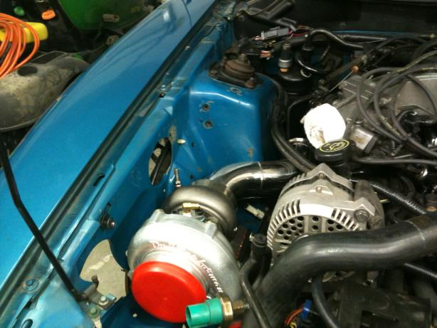 Sn95 On3 Turbo Install Progress And Pics Ford Mustang Forums