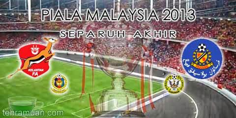 separuh akhir piala malaysia