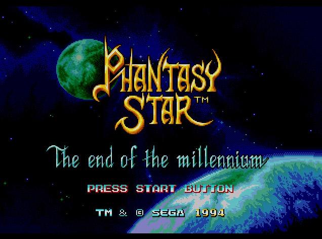 Phantasy Star 4