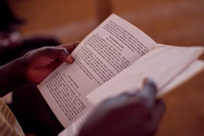 Reading Mark in Mono
