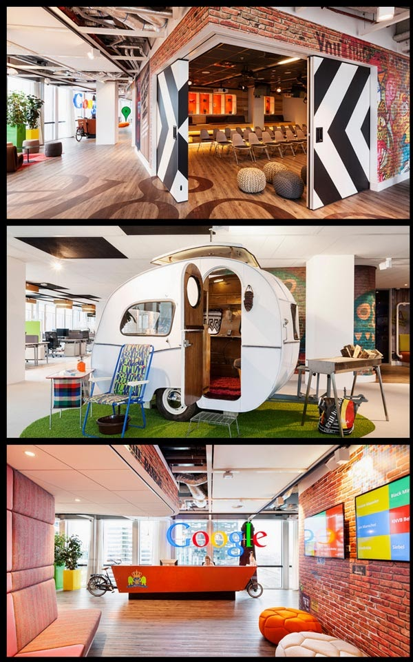 Google Amsterdam Office