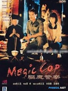 Thiên Sứ Bắt Ma 6 - Khu Ma Cảnh Sát - Mr Vampire 6 - 1990