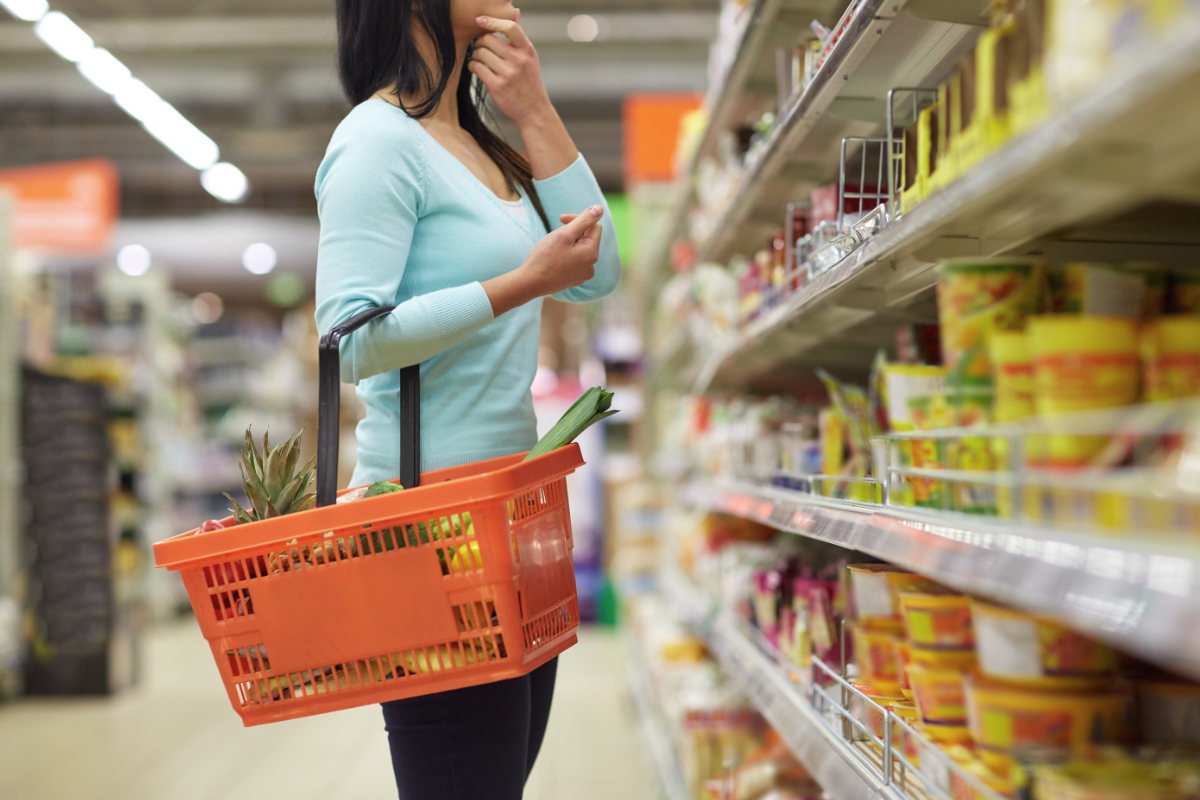 Clean label consumer
