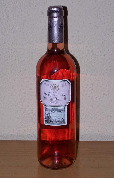 Marqués de Riscal Rosado 2013 ,  D.o.c Rioja