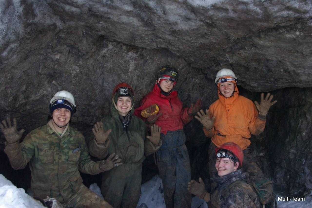 Пещеры Геологов-2 и Геологов-3
