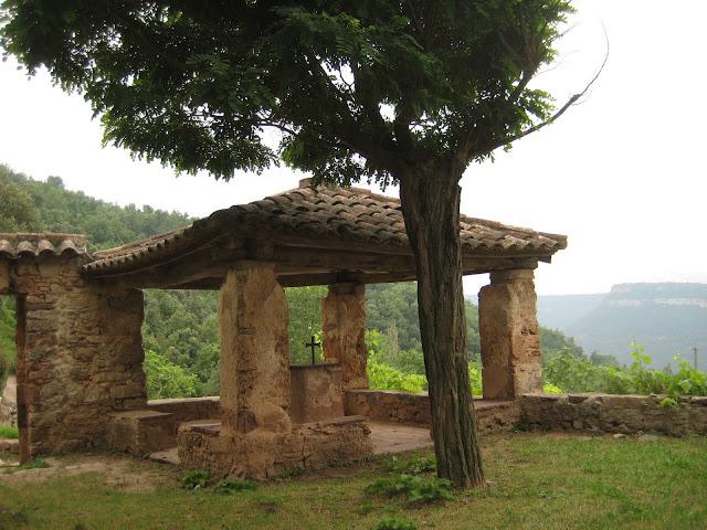 El comunidor de Sant Martí d'Aiguafreda