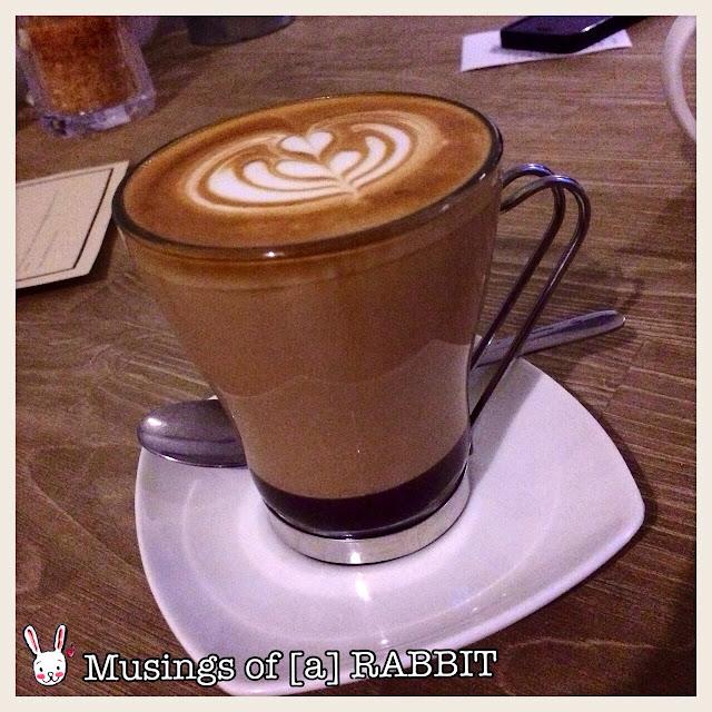 Mocha, Latte Art