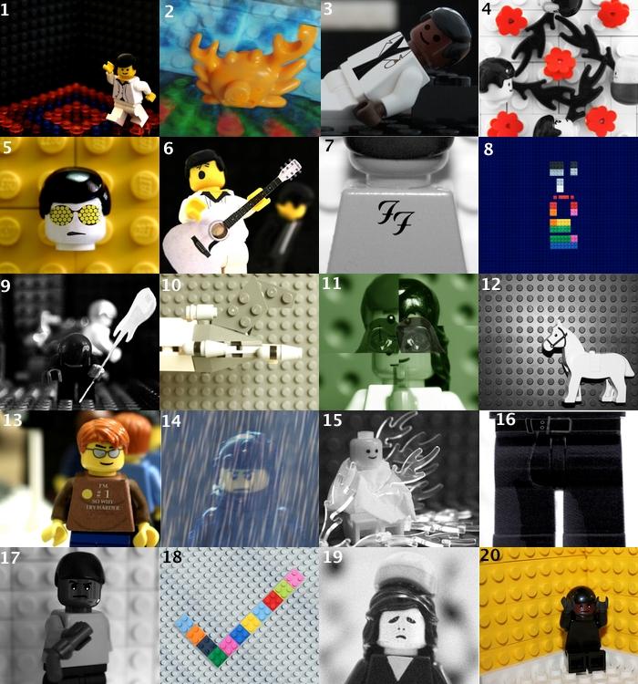 Cover Letter For Lego: Legos Album Covers Quiz