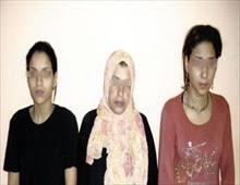 عصابة من النساء لخطف الرجال في الاسكندرية