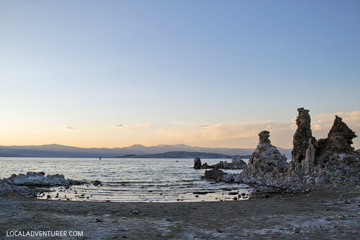 Mono Lake Ca - Road Trip Across America.