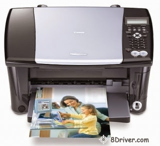 download Canon MultiPASS MP390 printer's driver