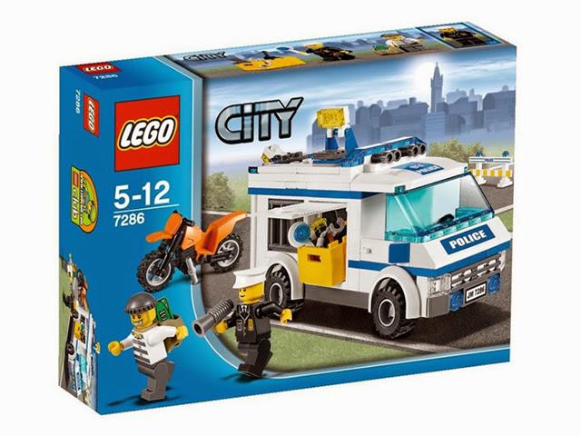 7286 レゴ ポリストランスポート