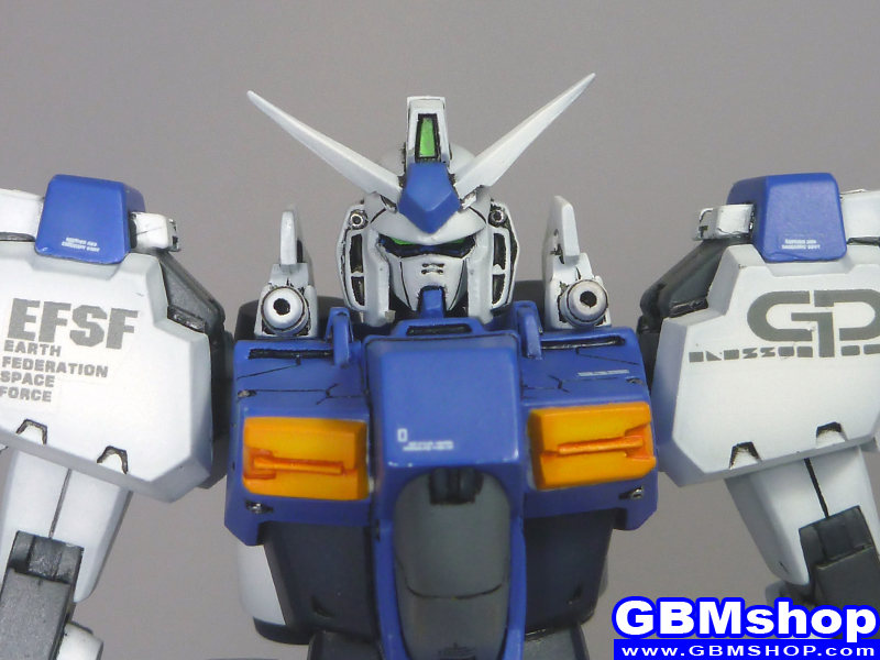 RX-78GP00 Gundam GP00 Blossom Resin kit