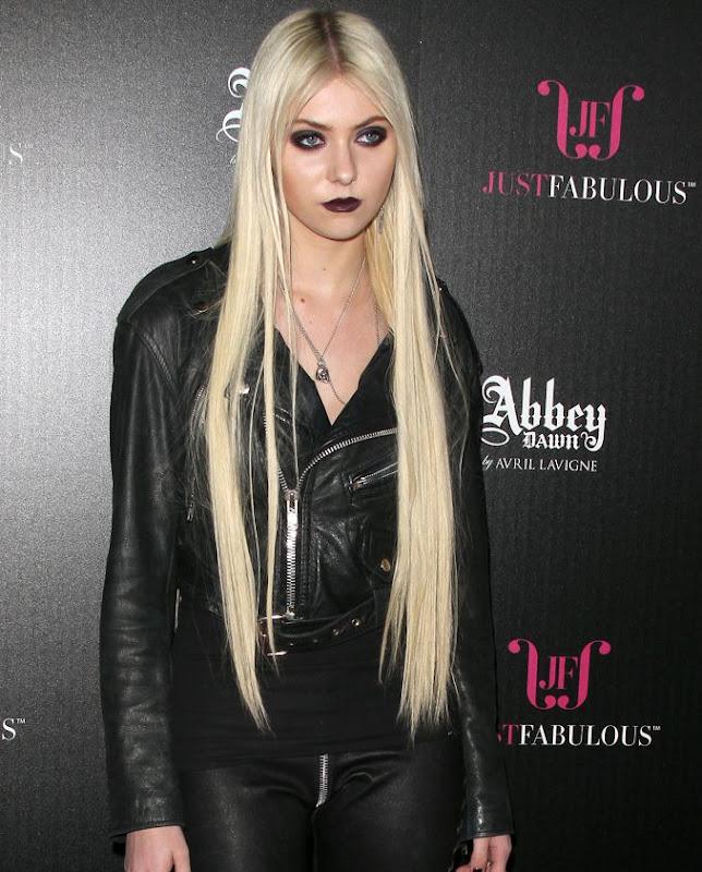 """Blog de la Tele: Taylor Momsen """"simplemente fabulosa"""" para Avril ..."""