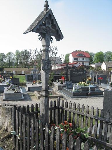cmentarz, grób Boryny