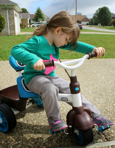 Little Tikes Trike: 4-in-1 Sports Edition