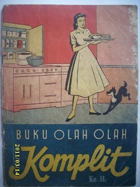 "Buku maskan  "" De Hollandsche Tafel In Indie "" jilid II 1905. TERJUAL/ SOLD"