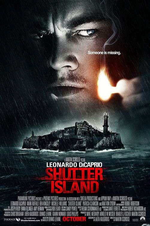 Poster Of Shutter Island (2010) Full Movie Hindi Dubbed Free Download Watch Online At alldownloads4u.com