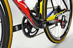 Team Colombia Wilier Triestina Zero.7 Complete Bike at twohubs.com