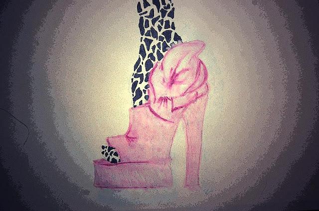Desenhos de Sapatos