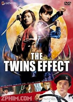 Thiên Cơ Biến - The Twins Effect (2003) Poster
