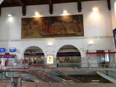 Villach train station