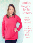 Ladies Raglan Tunic