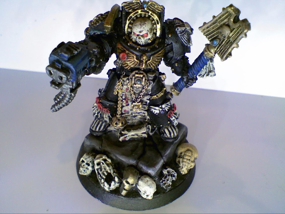 Chaplain DuChamps - Front