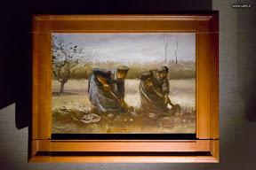 """Vincent Van Gogh """"L'uomo e la terra"""""""