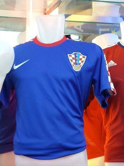 Jual Jersey Kroasia Away Piala Dunia 2014