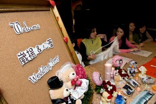 婚禮~宴客篇 @ 林森北路 - 蓮園餐廳