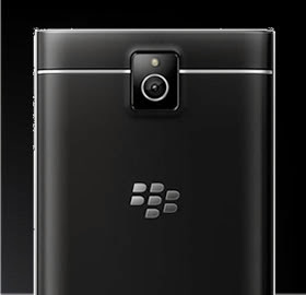 Blackberry Passport camera
