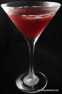 Lady Finger Cocktail