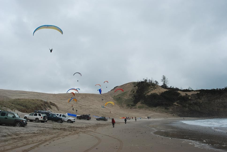 Northwest Paragliding Club Blog: The 2011 Oceanside Open Fly-In