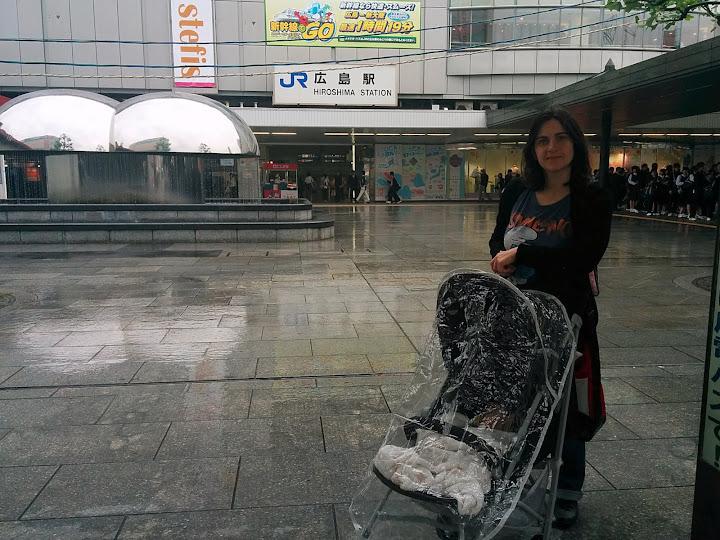 Estación de Hiroshima