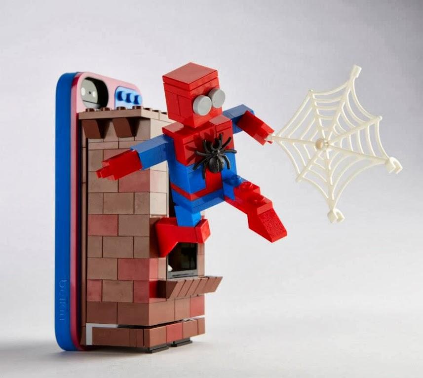 #智慧手機的歡樂聚會:LEGO x belkin iPhone 5 protective builder case 5