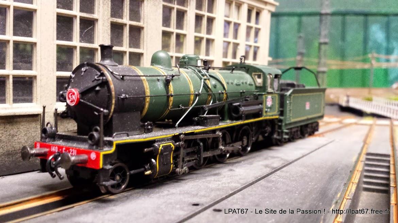 Mes locomotives à vapeur... - Série limitée Club Jouef - 20141231_112341