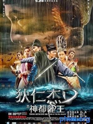 Phim Địch Nhân Kiệt Phần 2-Young Detective Dee: Rise of the Sea Dragon