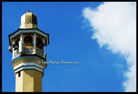 Jin Islam dan Jin Kafir serta Sejarah Masjid Al-Jin